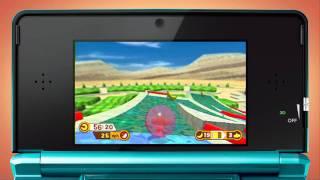 Super Monkey Ball 3D (3DS) Launch Trailer