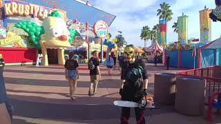Snapchat Spectacles at HHN29