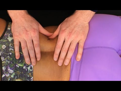 Quadratus Lumborum Static Manual Release (Soft Tissue Mobilization)