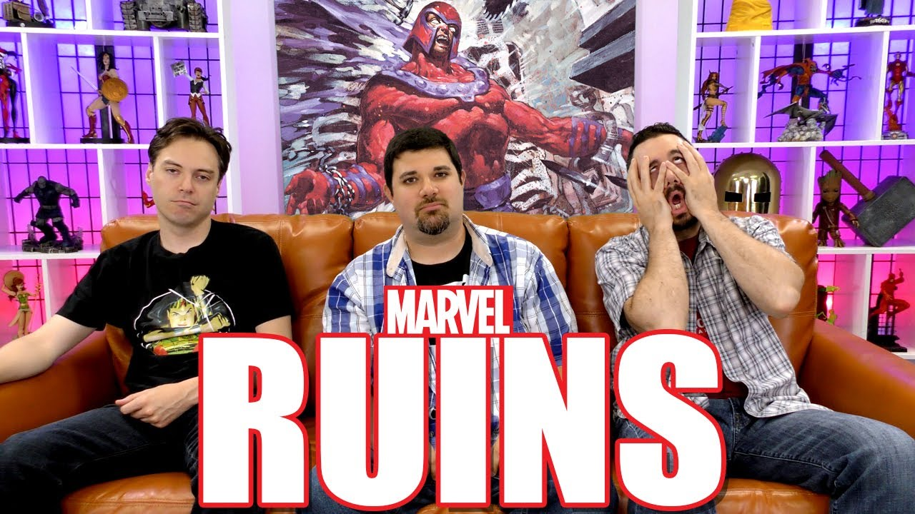 The Absolute Worst Marvel Timeline   Marvel Ruins   Back Issues