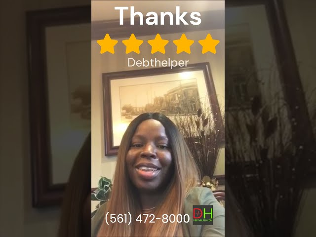 Venetta's Debthelper Success Story - Saving Money on her Credit Cards