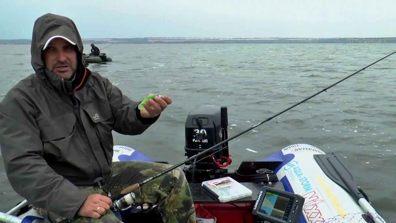 Видео рыбалка с помощью эхолота