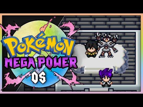 Pokemon Mega Power Part 5 - 1st Gym & Free Pokemon! Gameplay Walkthrough