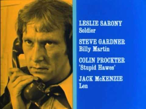 The Sweeney 1975 - 1978 Opening and Closing Theme