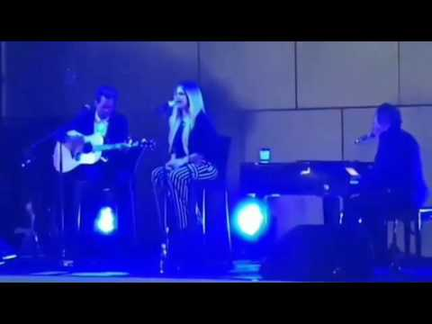Avril Lavigne - My Happy Ending Live Abu Dhabi (Private Event)