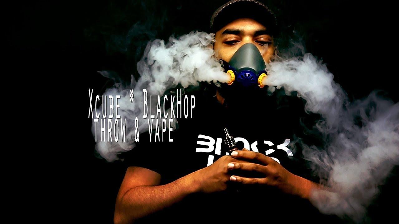 Xcube.fr - Vape & Throw - YoYo Video - YouTube