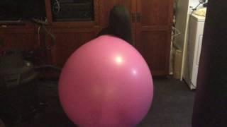 Video Climbing head first into a pink climb in balloon download MP3, 3GP, MP4, WEBM, AVI, FLV April 2018