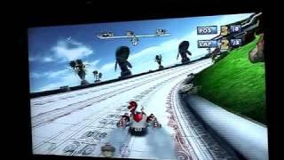 Mario Kart Wii vs. Sonic & SEGA All-Stars Racing