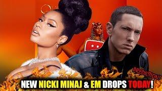New Eminem and Nicki Minaj Song  Nicki Minaj ft. Eminem - Majesty (Predictions!)