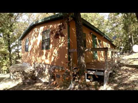 Beaver Lake Cabin With A Dock Slip!