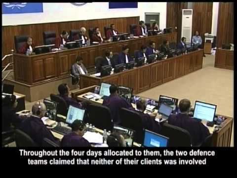 Case 002/01 Video Highlights  from Closing Statements (Eng subtitle)
