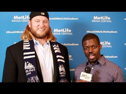 Nick Mangold Predicts Super Bowl XLVIII! - Seahawks or Broncos?