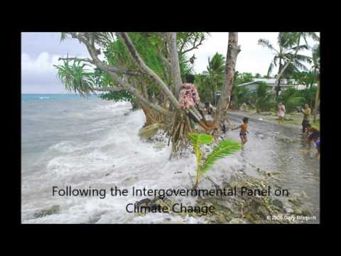 The Sinking Of Tuvalu