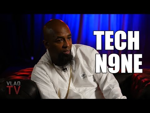 Tech N9ne on Why People Thought He was a Devil Worshipper (Part 4)