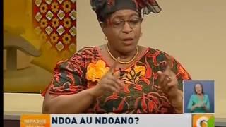 Bi Msafwari: Ndoa au ndoano