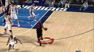nba 2k10 my player rookie sophomore game