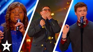 America's Got Talent 2017 Week 3 Auditions | Christian Guardino, Kechi & More!!