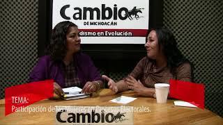 Mujeres de Cambio - Participación de las Mujeres en Procesos Electorales