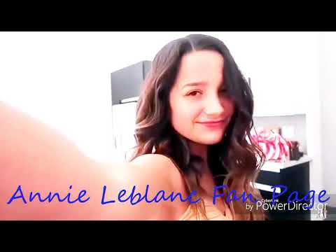 03062d23baa Annie Leblanc Boombox (thank you so much for 40 subscribers) - YouTube