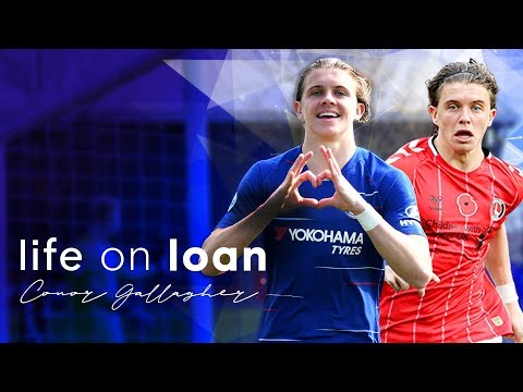 Life On Loan: Conor Gallagher's Story With Chelsea, Charlton Athletic & Swansea City