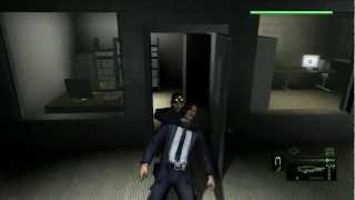Splinter Cell Trilogy HD- Splinter Cell- CIA HQ