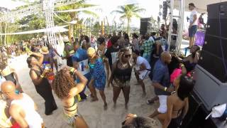 Candy coated Beach (Barbados) - Cropover 2015