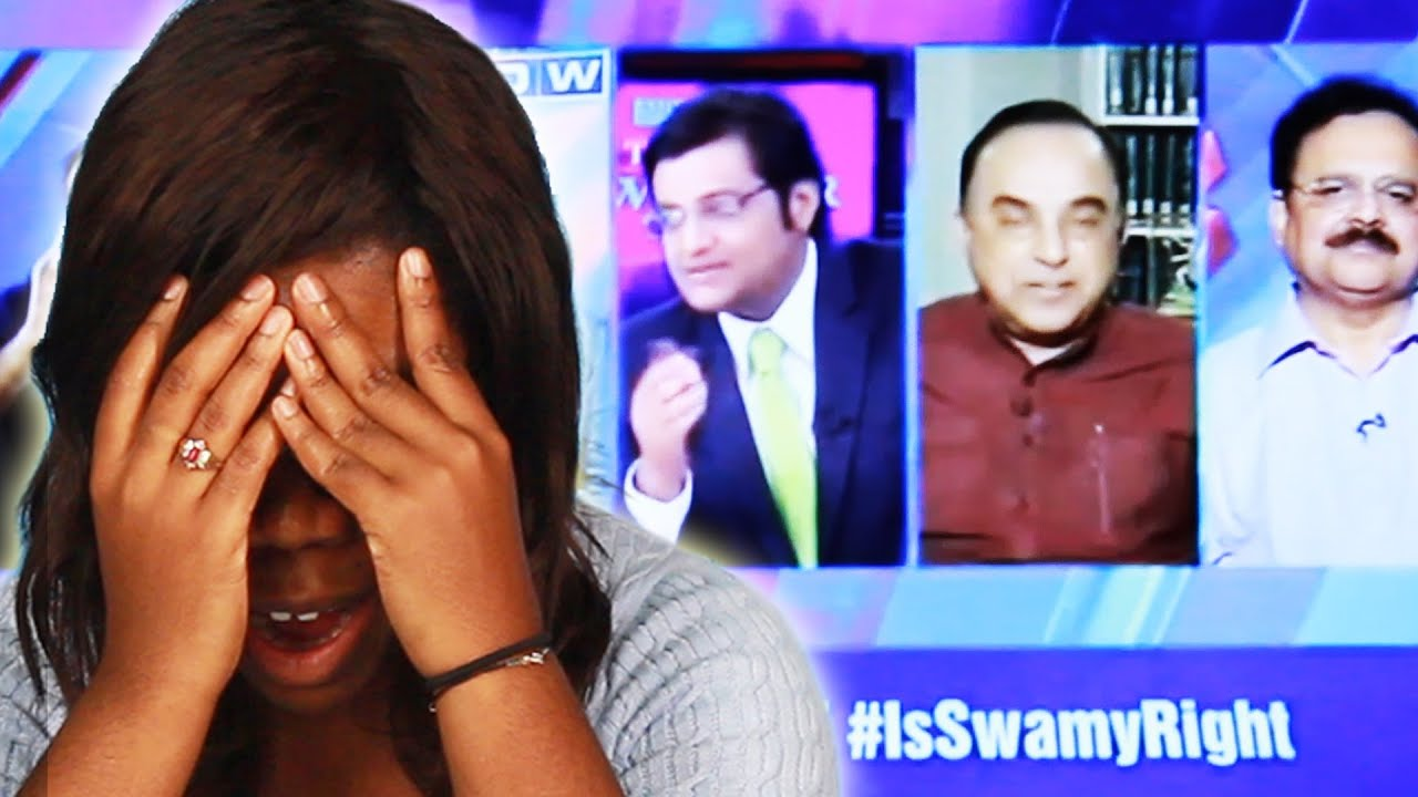 Americans Watch Indias Times Now For The First Time