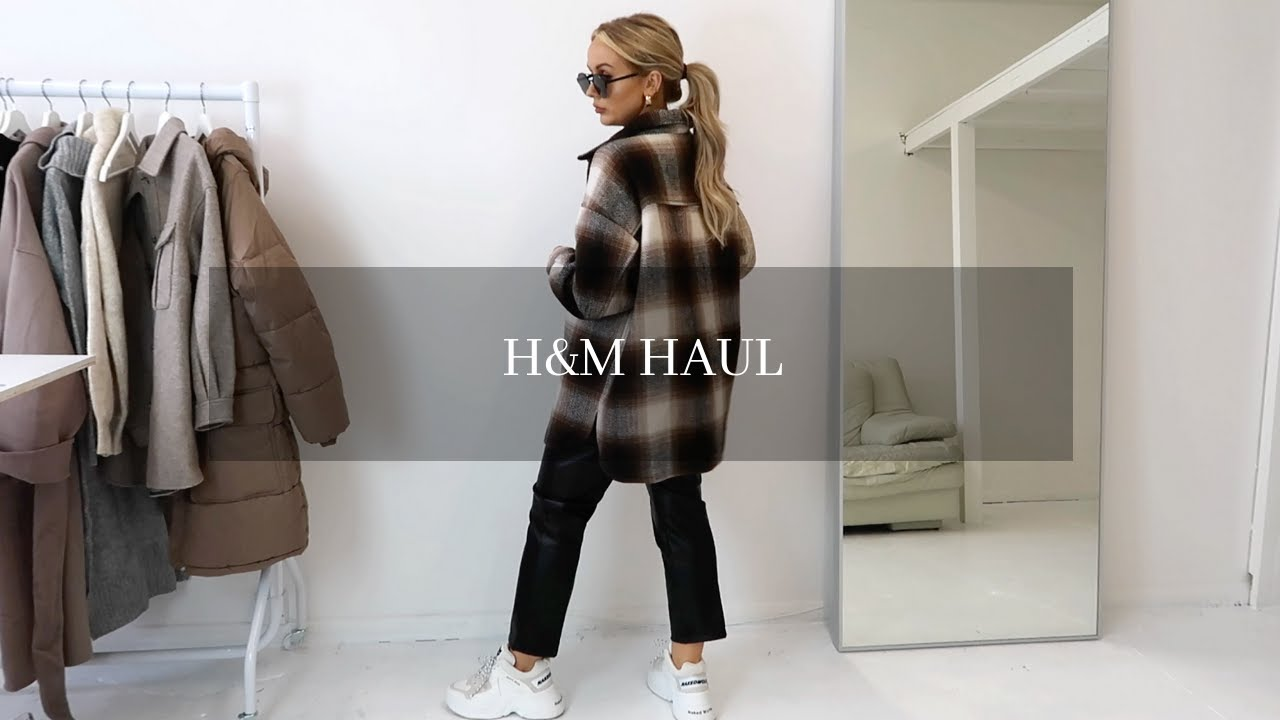 [VIDEO] - H&M Autumn/Winter Haul & Try On 1