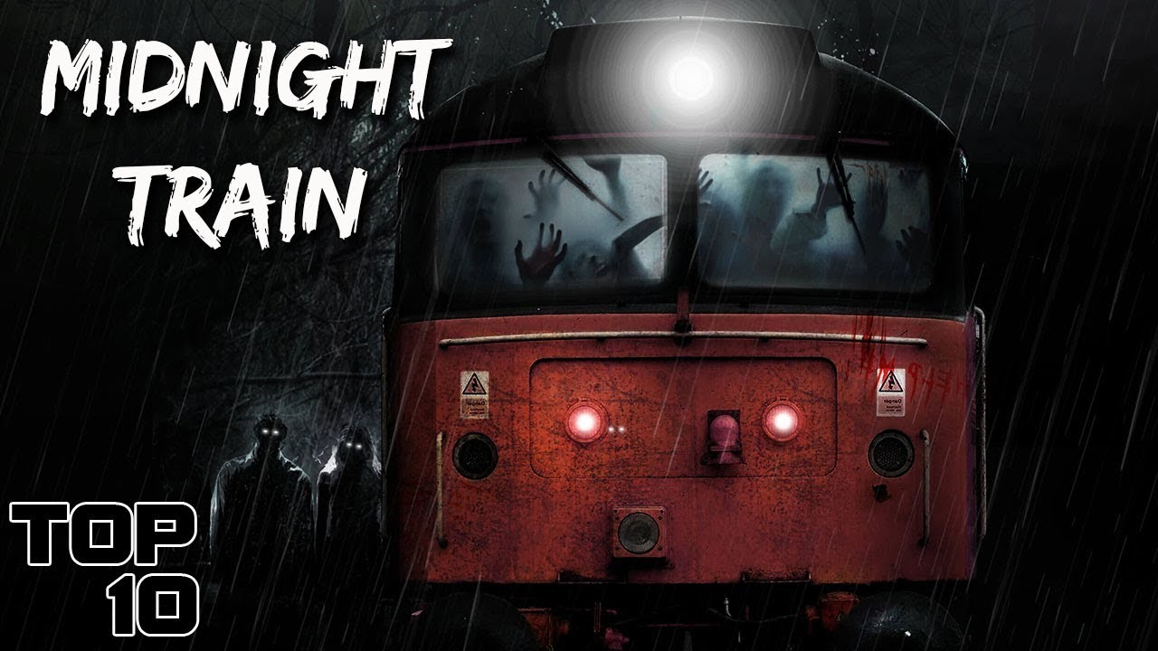 Top 10 Scary Ghost Train Stories