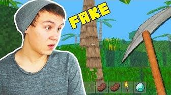 Ich teste Minecraft FAKE SPIELE?! [Deutsch/HD]