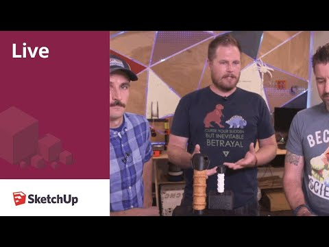Facebook Live: 3D Printers (July 20, 2017)