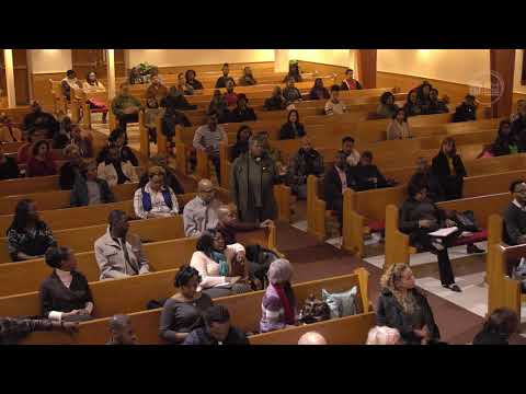 November 28, 2017 Ethnicity Race and the Bible New Testament, Rev. Dr. Howard-John Wesley