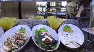 Ресторан Бистро в отеле GrandPark Lara 5* Анталья Турция июнь 2017
