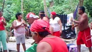 secion espiritual( guaicaipuro y indio tiuna) part 1 portal jacinto plaza