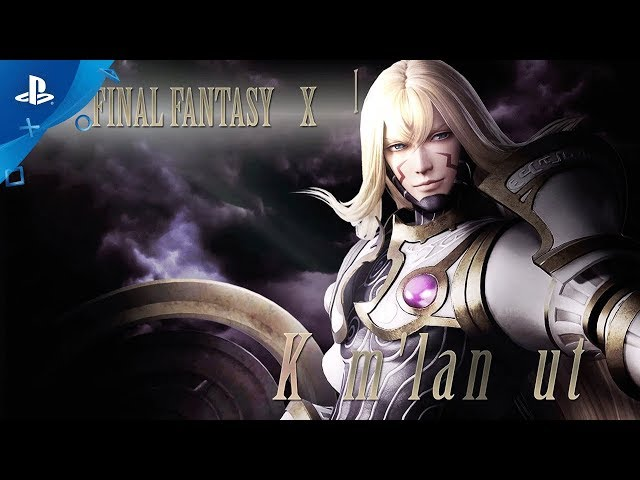 Dissidia Final Fantasy NT - Kam'lanaut Reveal | PS4