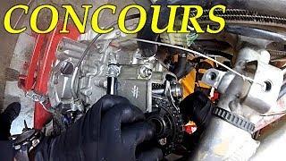 Honda 250 crf 2009 recherche de panne partie 2 final test moto et CONCOURS  SCUMMYBRAAP518