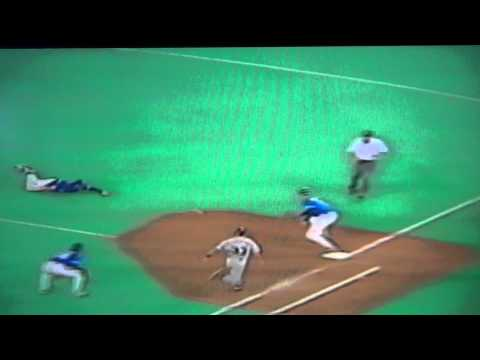 Greatest Infielder Plays From Last Quarter 20th Century!