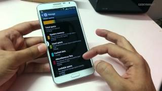 Samsung Galaxy Note 3 NEO Unboxing First boot amp Overview