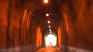 湯浅町 田村のトンネル
