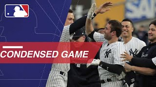 Condensed Game: OAK@NYY - 5/12/18