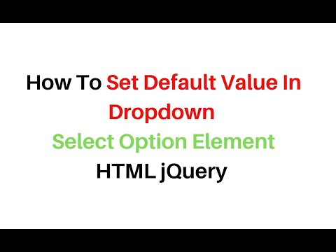 Html select option text jquery