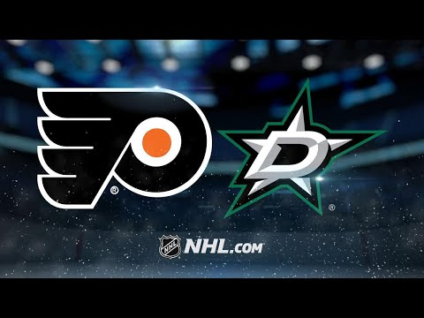 Radulov scores in OT, Stars top Flyers to snap skid