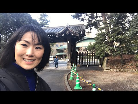 Walk in Kyoto Imperial Palace 京都御所 🤗 Chat with Yoko from Kyoto, Japan