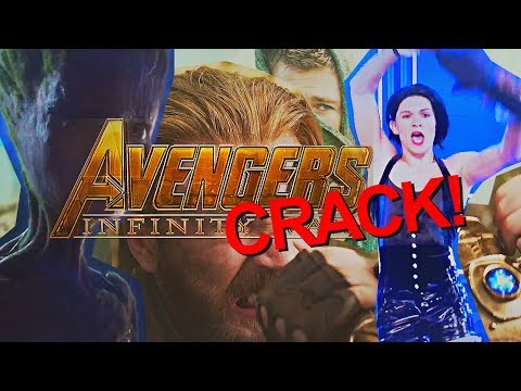 """Avengers: Infinity War"" ON CRACK! [Spoilers] ツ"