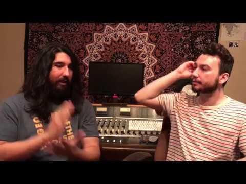 Matt Aldawood Home Studio Tour