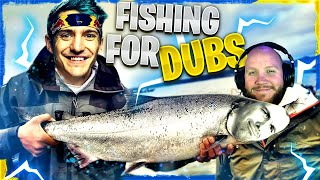 FISHING FOR DUBS! W/ TIMTHETATMAN, DRLUPO & MONSTCR (Fortnite: Battle Royale)