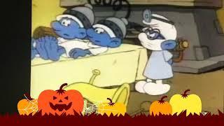 Smurfs jokey's funny bone colorful