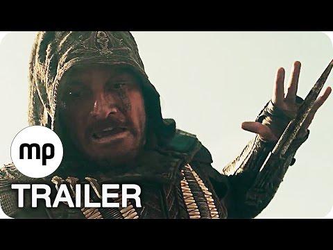 ASSASSINS CREED Trailer 3 German Deutsch (2016)