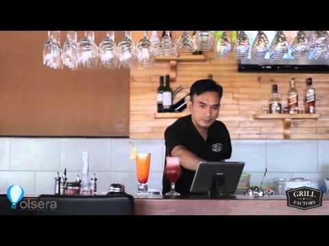 Olsera Point of Sale for Restaurant #Indonesia