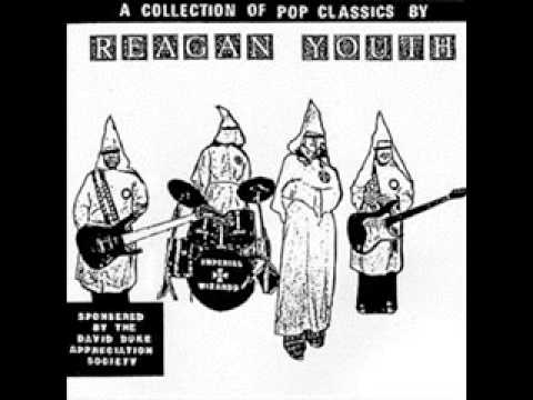 Reagan Youth - A Collection of Pop Classics (1994) FULL ALBUM